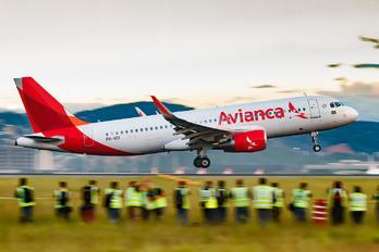 PR-OCI - Avianca Brasil Airbus A320