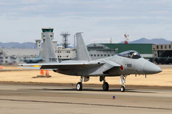 72-8892 - Japan - Air Self Defence Force Mitsubishi F-15J