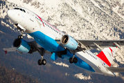OE-LBK - Austrian Airlines/Arrows/Tyrolean Airbus A320 aircraft