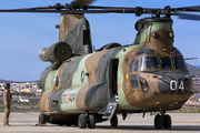 HT.17-04 - Spain - Air Force Boeing CH-47SD Chinook aircraft