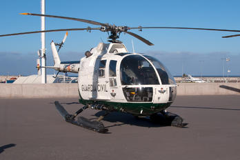 HU.15-20 - Spain - Guardia Civil MBB Bo-105CB