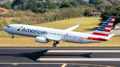 N314PD - American Airlines Boeing 737-800
