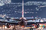 JA604J - JAL - Japan Airlines Boeing 767-300ER aircraft