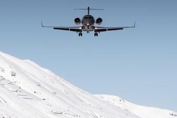 I-DBLR - Sirio Bombardier Challenger 650