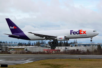 N144FE - FedEx Federal Express Boeing 767-300F