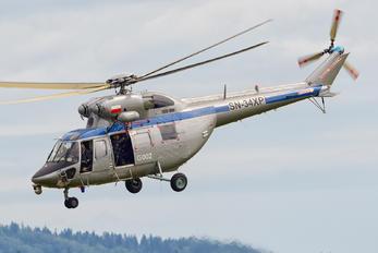 SN-34XP - Poland - Police PZL W-3 Sokol