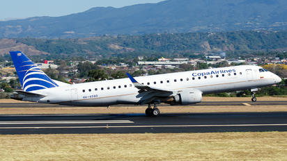 HK-4599 - Copa Airlines Colombia Embraer ERJ-190 (190-100)