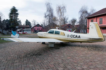 I-CCAA - Private Mooney M20K