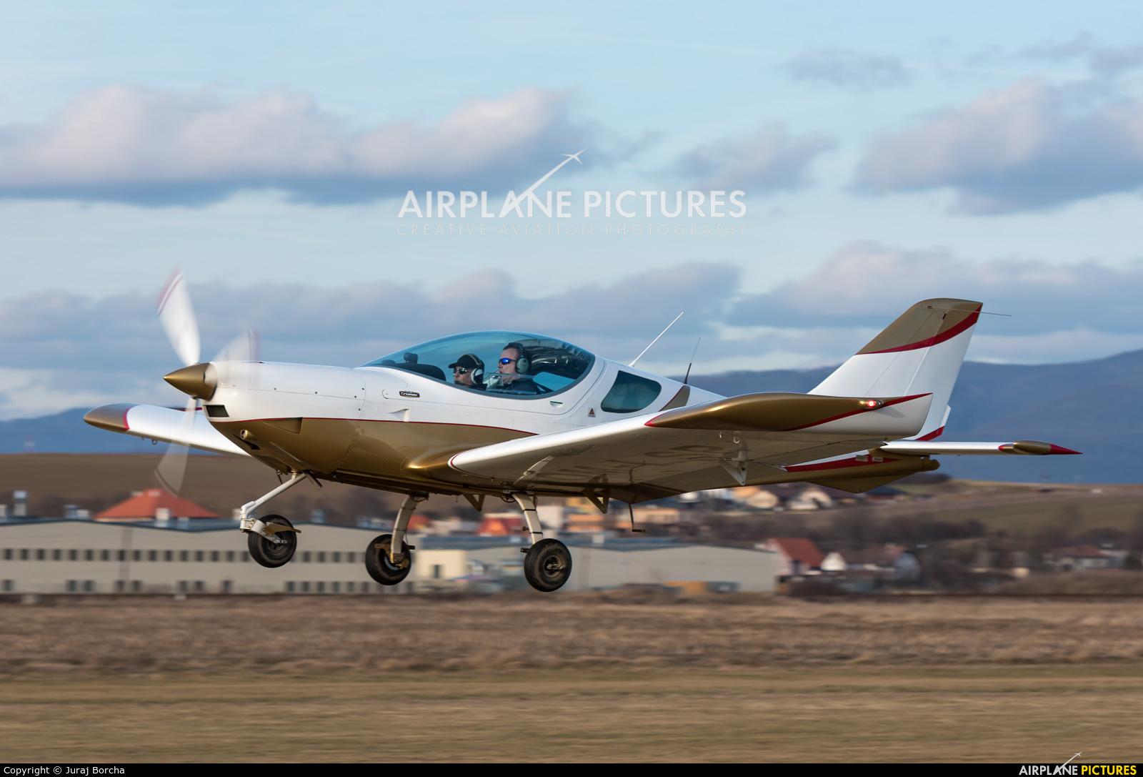 Private OM-LSP aircraft at Partizanske