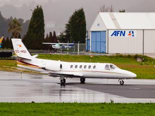 EC-HGI - TAS - Transportes Aéreos del Sur Cessna 550 Citation II