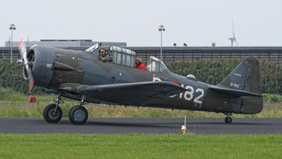 PH-TBR - Private North American Harvard/Texan (AT-6, 16, SNJ series)