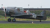 PH-TBR - Private North American Harvard/Texan (AT-6, 16, SNJ series) aircraft