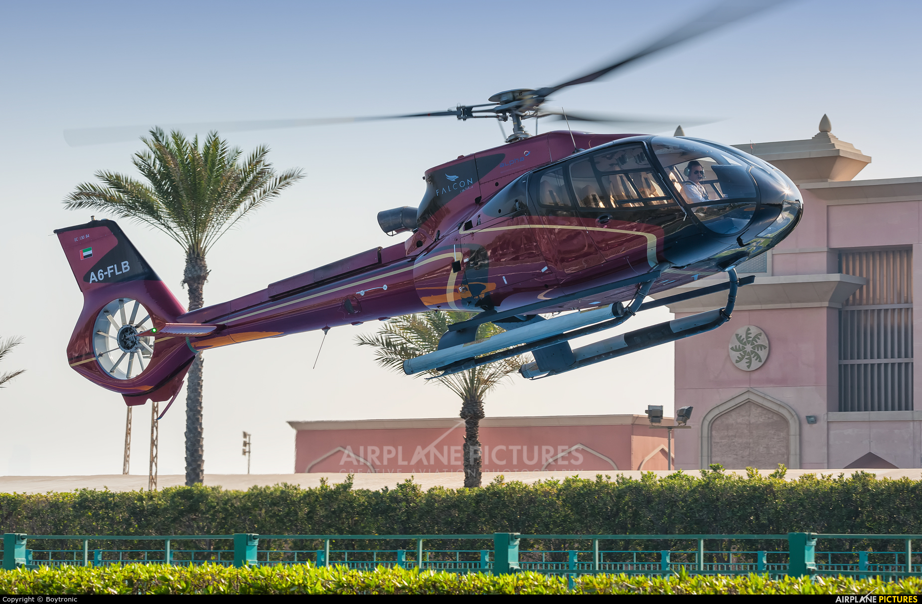 A6 flb falcon aviation eurocopter ec130 all models at for Ec harris dubai