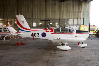 403 - Croatia - Air Force Zlín Aircraft Z-242