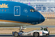 VN-A864 - Vietnam Airlines Boeing 787-9 Dreamliner aircraft