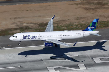 N946JL - JetBlue Airways Airbus A321