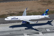 N946JL - JetBlue Airways Airbus A321 aircraft