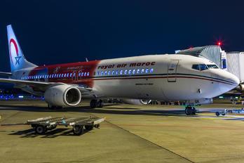 CN-RGK - Royal Air Maroc Boeing 737-800
