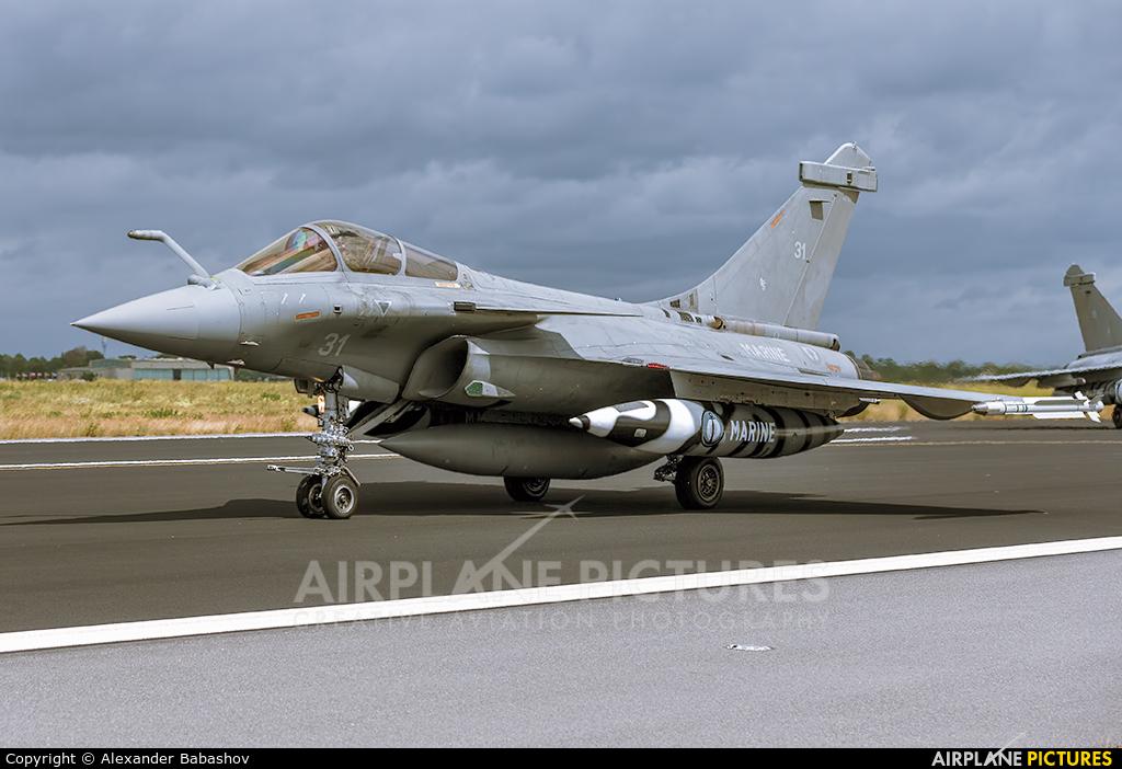 France - Navy Dassault Rafale M 31