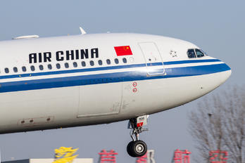 B-5906 - Air China Airbus A330-300