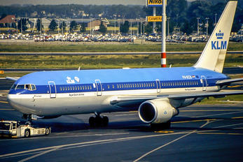 PH-BZB - KLM Boeing 767-300