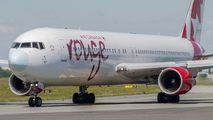 C-FIYE - Air Canada Rouge Boeing 767-300ER aircraft