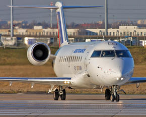 F-GRJL - Air France - Brit Air Canadair CL-600 CRJ-100