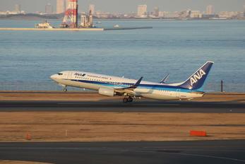 JA81AN - ANA - All Nippon Airways Boeing 737-800