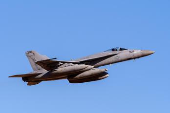 166864 - USA - Navy McDonnell Douglas F/A-18E Super Hornet