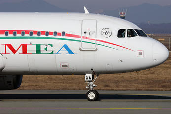 T7-MRA - Middle East Airlines (MEA) Airbus A320