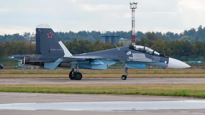 38 - Russia - Air Force Sukhoi Su-30SM