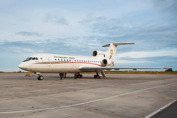 RA-42379 - Grozny Avia Yakovlev Yak-42