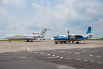 RA-46695 - Pskovavia Antonov An-24
