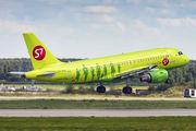 VQ-BQW - S7 Airlines Airbus A319 aircraft