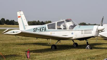 SP-KFA - Aeroklub Rzeszowski Zlín Aircraft Z-43