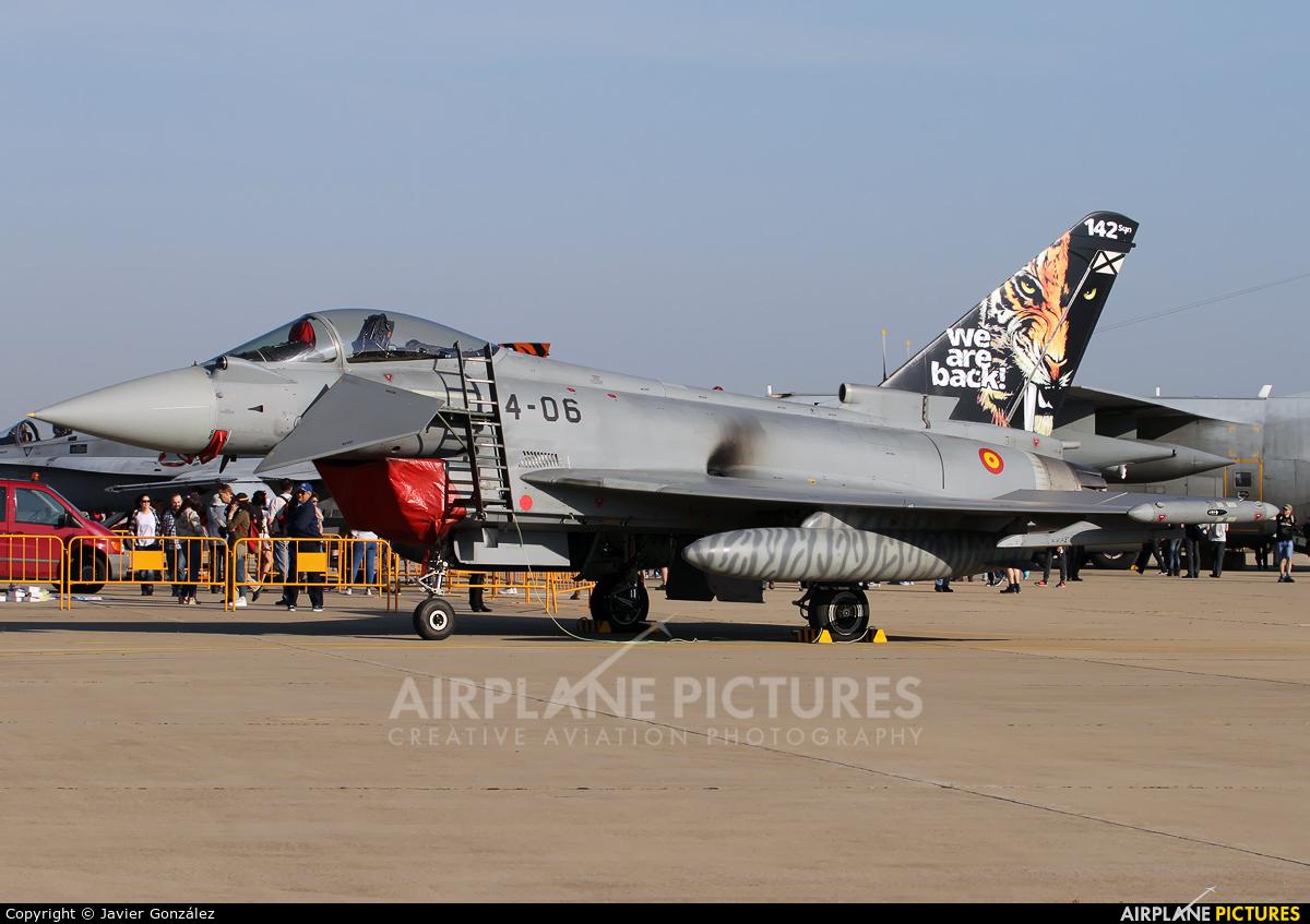 Spain - Air Force C.16-39 aircraft at Zaragoza