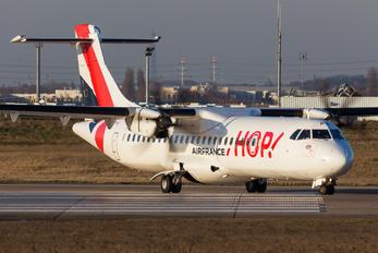 F-HOPX - Air France - Hop! ATR 72 (all models)