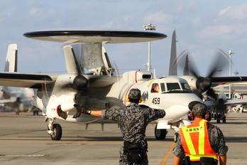 34-3459 - Japan - Air Self Defence Force Grumman E-2C Hawkeye
