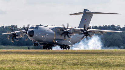 54+01 - Germany - Air Force Airbus A400M