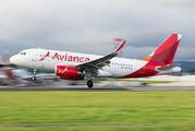 N703AV - Avianca Airbus A319 aircraft