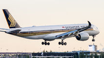 9V-SMA - Singapore Airlines Airbus A350-900 aircraft