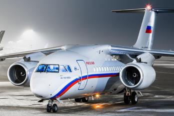 RA-61720 - Rossiya Special Flight Detachment Antonov An-148