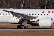C-FNOG - Air Canada Boeing 787-9 Dreamliner aircraft
