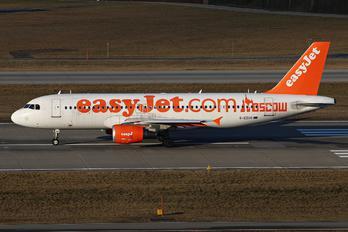 G-EZUG - easyJet Airbus A320