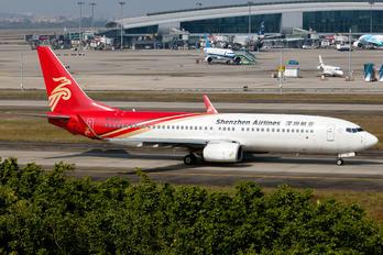 B-5441 - Shenzhen Airlines Boeing 737-800