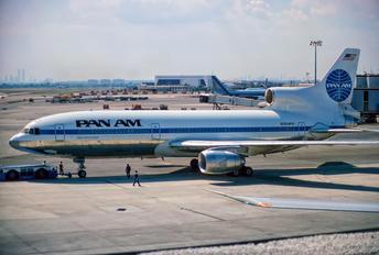 N504PA - Pan Am Lockheed L-1011-500 TriStar