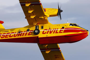F-ZBME - France - Sécurité Civile Canadair CL-415 (all marks)