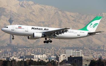 EP-MNU - Mahan Air Airbus A300
