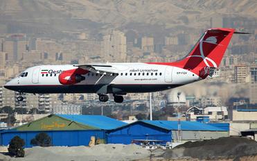 EP-FQV - Qeshm Airlines British Aerospace BAe 146-300/Avro RJ100