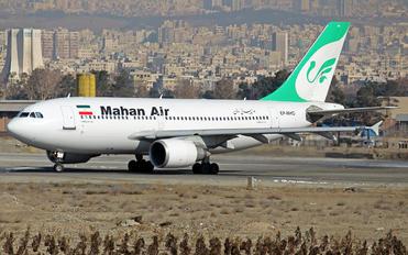 EP-MHO - Mahan Air Airbus A310